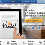 www.docusign.com - While this is not entirely free (it has a free trial and free personal version), if you frequently need to send and receive contracts and other important documents with a signature, this tool is well worth it. Having a business meeting over the phone, then sending and receiving back a signed document within minutes can greatly improve the efficiency of any company, new or established.