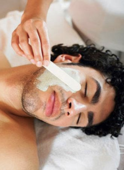 Clear Skin is In: Men also need to exfoliate in order to remove dead skin cells and stimulate cellular turnover. If a few pimples start presenting themselves on your face, grab some toothpaste and dab a little on top of the new pimple to dry it out. Don't forget to wash off!